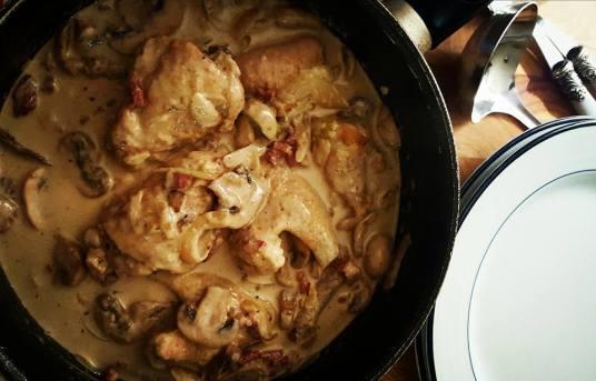 chicken-mushroom-stew